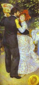 Renoir Nivea dancing